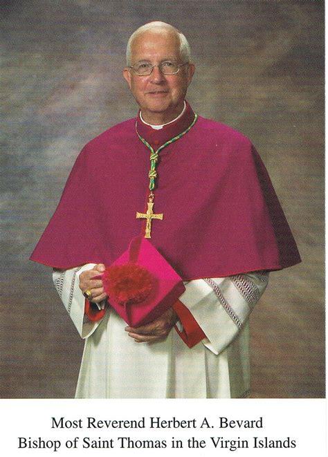 Bishop Calendar Catholic Islander News Bishop Bevard S Calendar