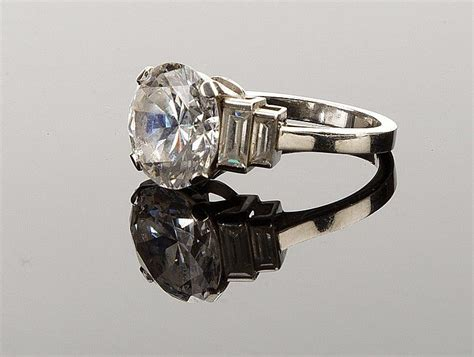 quot rose dewitt bukater quot engagement ring from titanic is up