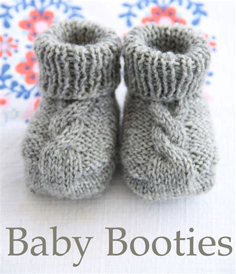baby booties free knitted baby booties patterns