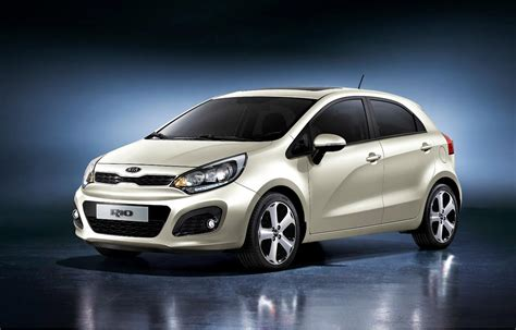 Kia Truck 2012 2012 Kia Subcompact Car Available By This Fall In Europe