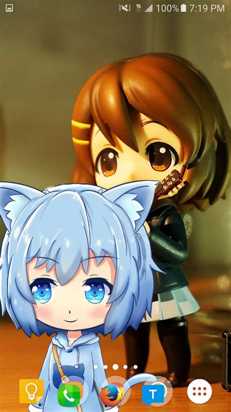 live anime wallpaper apps android market cat girl anime live wallpaper android apps on google play