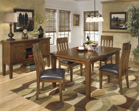 Informal Dining Room by Signature Design By Ralene Casual Dining Room