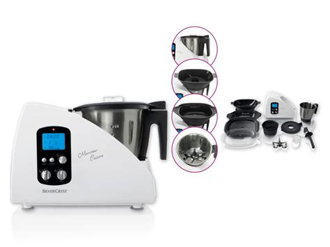 silvercrest kitchen tools induction silvercrest kitchen tools r 1 000w multi function cooking food processor lidl ireland