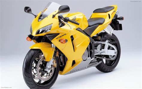 Honda Cbr 600 Rr 2003 Widescreen Bike Wallpapers