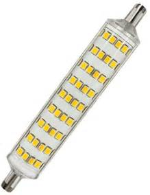halogen l led 8w r7s led bulb 118mm 108pcs chips 100w j type end