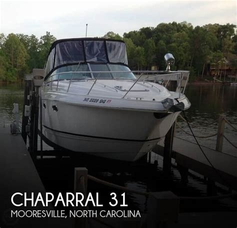 boats for sale in mooresville nc chaparral 31 boat for sale in mooresville nc for 80 000