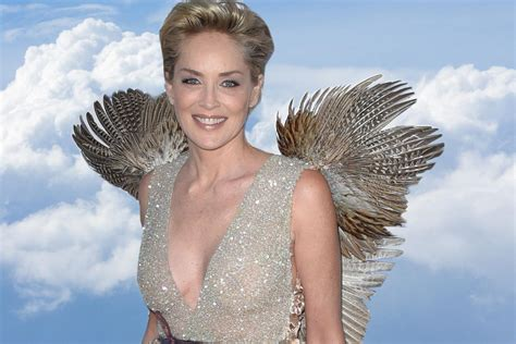 sharon stone breaking news and opinion on the huffington sharon stone claims she died once page six