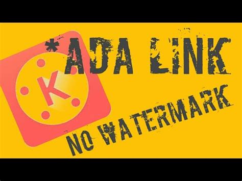patternator no watermark apk kinemaster mod apk no watermark new update youtube