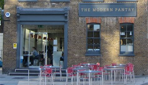 Modern Pantry Clerkenwell by The Modern Pantry Shoreditch Clerkenwell Restaurant