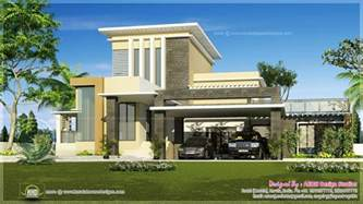modern flat roof house plans flat roof contemporary home in 1750 sq ft kerala home