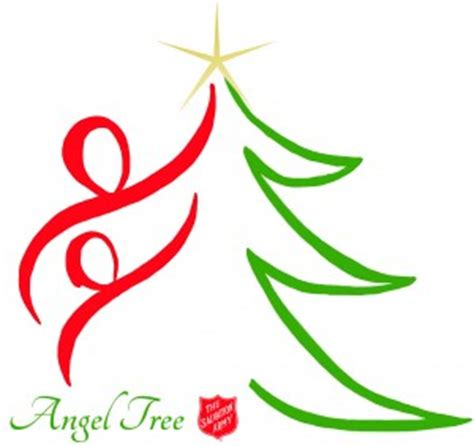 salvation army angel tree logo the salvation army of coastal alabama tree program the salvation army of coastal alabama