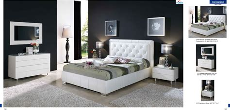 modern bed set modern bedroom sets with lights home decor interior