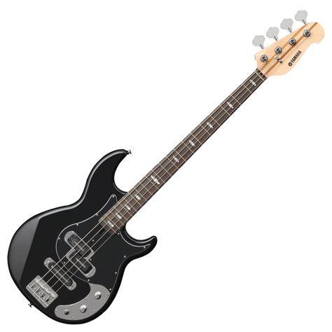 Bass Sting Black yamaha bb1024x 4 string bass guitar black at gear4music