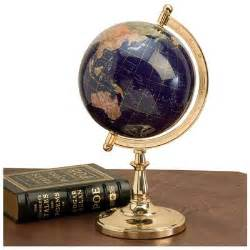decorative desktop world globe