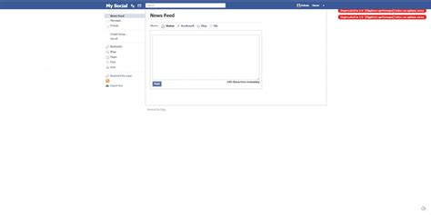 elgg facebook theme how to build your own social networking website tips and