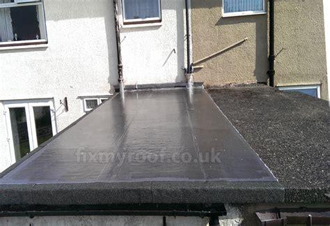 flat roof repair guide easy  diy  trade