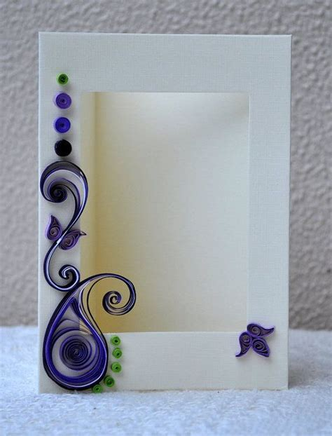 Frames Handmade - 69 best images about quilling frames on