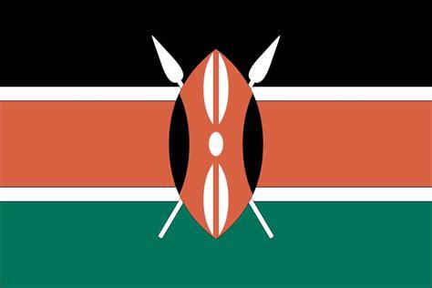kenya flag colors history of the flag of kenya