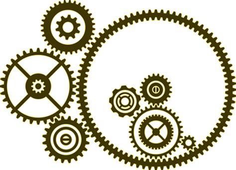 printable gear stencils free printable steunk gear stencil gears pinterest