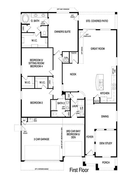 pulte floor plans 32 best images about pulte homes floor plans on pinterest