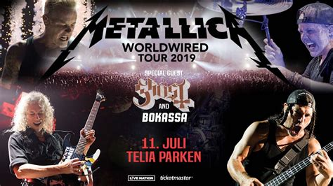 metallica june 2019 buy metallica tickets for 2019 in copenhagen f c k 248 benhavn