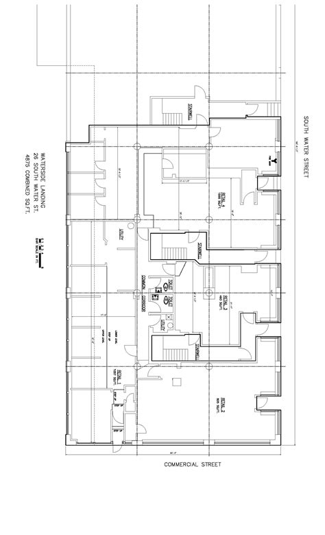 retail space floor plans commercial master floor plan new bedford apartments for rent