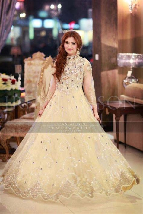 Top Pakistani Designer Bridal Frocks 2018 Wedding Dresses
