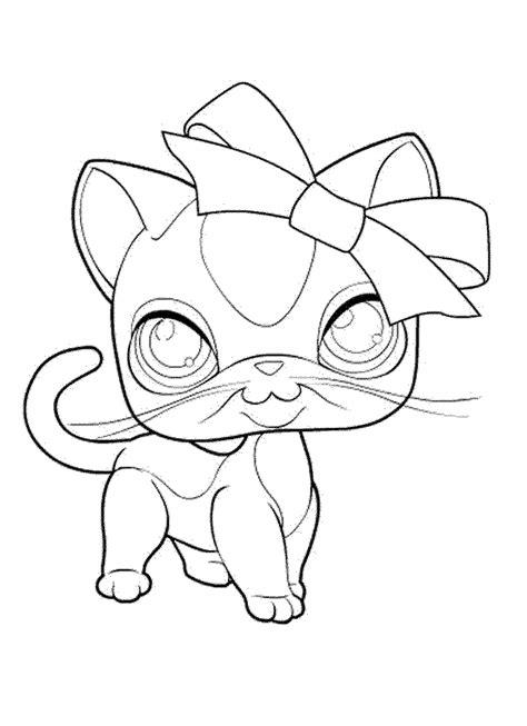 lps cats coloring pages littlest pet shop coloring pages printable az coloring pages