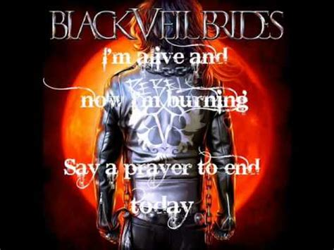 black veil brides coffin live black veil brides coffin lyrics