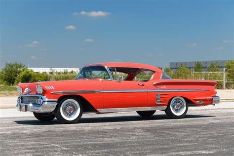 1958 chevy impala ss for sale 1958 chevrolet impala fast classic cars