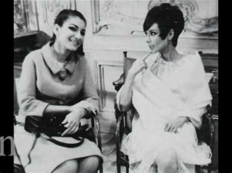 maria callas sister the dream of maria callas youtube
