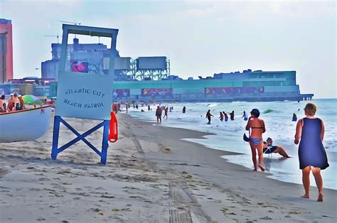 Jersey Shore Artwork Gifts Whale Prints By Bill Mckim - jersey shore atlantic city photograph by bill cannon