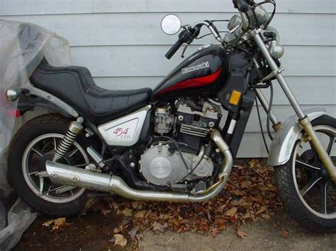 1986 Kawasaki 454 Ltd by 1986 Kawasaki 454 Ltd Parts Bike Has Not Run For Sale On