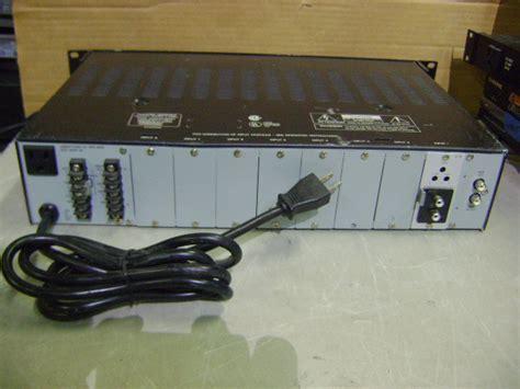 Mixer Pre Lifier Toa toa 1 ch lifier mixer pre pre m 900mk2 u 13 rackmount ebay