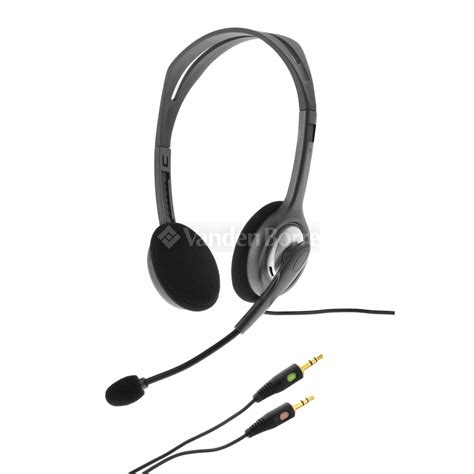Headset Logitech H110 vanden borre superzoom