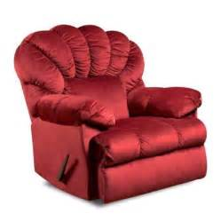 American Recliners by American Furniture Godiva Polyester Recliner