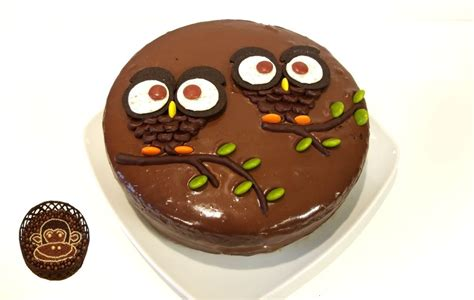 decorar galletas con chocolate tarta de chocolate decorada con b 250 hos receta paso a paso