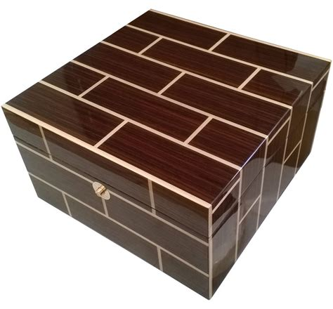 ercolano rosewood wooden handmade italian luxury brown