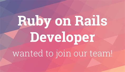 Ruby On Rails Programmer Cover Letter by Ruby On Rails Developer Cover Letter Letter Of Cease And Desist Template Sle General Resume