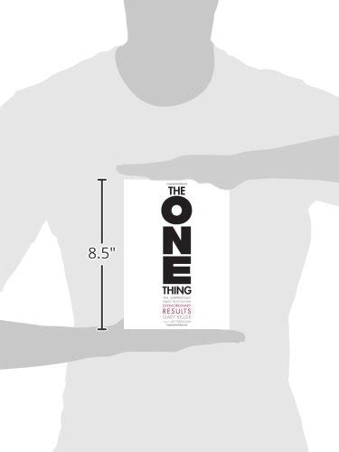 the one thing the surprisingly simple truth behind extraordinary results ebook the one thing the surprisingly simple truth behind