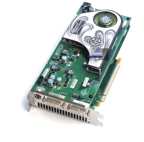 Vga Card Nvidia Geforce 7950 Nvidia Geforce 7950 Gx2 1gb Pci E Represented By An
