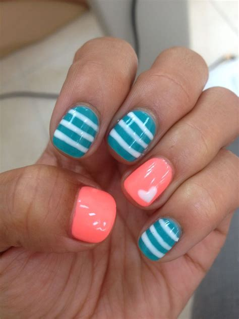 gel nail designs for middle aged women 17 best ideas about summer shellac nails on pinterest