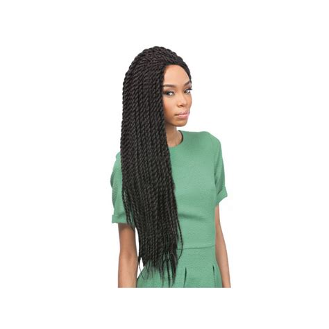 premade synthetic senegalese twist outre x pression synthetic crochet braid senegalese twist