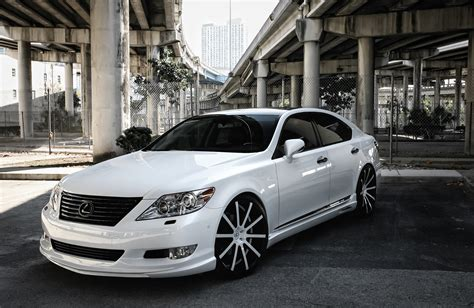 lexus ls custom customized lexus ls460 exclusive motoring miami fl