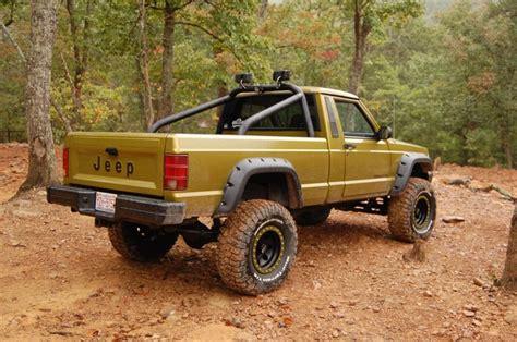 Jeep Comanchie Jeep Comanche Jeep Comanche Mj I