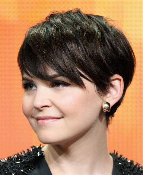 pixie cuts how to style a ginnifer goodwin pixie ginnifer goodwin pixie haircut tutorial the salon guy