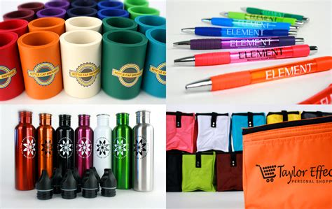 Company Giveaways With Logo - how to advertise your small business with promotional products charm city screen print