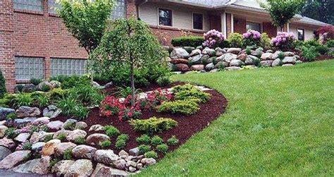 Garden design ideas about informal landscaping