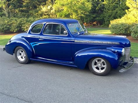 1940 chevrolet coupe for sale 1940 chevrolet st rod coupe for sale classiccars