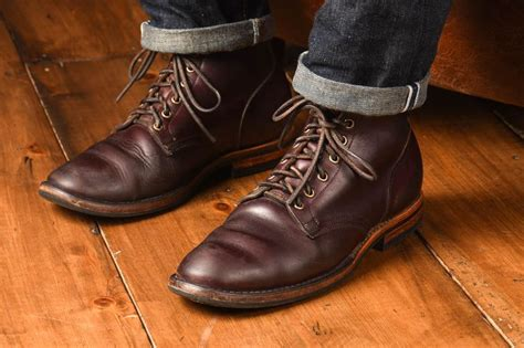 viberg service boot colour  cxl   years wear  sf